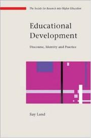 Cover of: Educational Development (Society for Research into Higher Education)