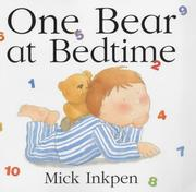 Cover of: One Bear at Bedtime