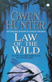 Cover of: Law of the Wild | Gwen Hunter