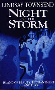 Cover of: Night of the Storm | Lindsay Townsend