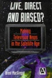 Cover of: Live, Direct and Biased?