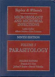 Topley & Wilson's Microbiology And Microbial Infections