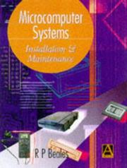 Cover of: PC Systems, Installation and Maintenance | R. P. Beales