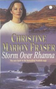 Cover of: Storm Over Rhanna