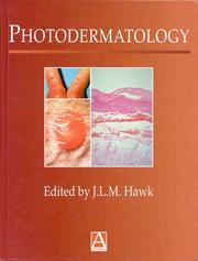 Cover of: Photodermatology |