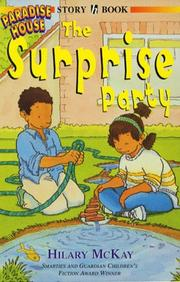 Cover of: Birthday Party (Paradise House)
