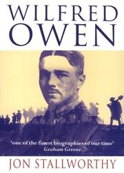 Cover of: Wilfred Owen