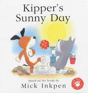 Cover of: Kipper's Sunny Day (Kipper)