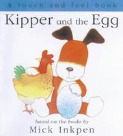Cover of: Kipper and the Egg (Kipper)