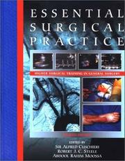 Cover of: Higher Surgical Training in General Surgery (Hodder Arnold Publication) | Alfred Cuschieri