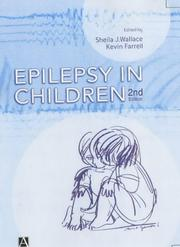 Cover of: Epilepsy in children |