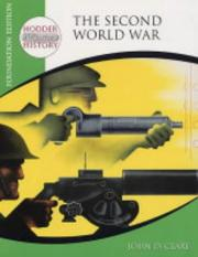 Cover of: Second World War