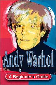 Cover of: Andy Warhol