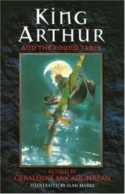 Cover of: King Arthur and the Round Table