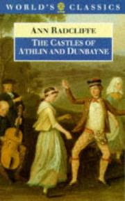 Cover of: The castles of Athlin and Dunbayne