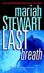 Cover of: Last Breath: A Novel of Suspense
