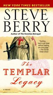 Cover of: The Templar Legacy