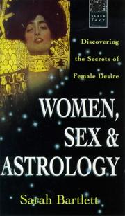 Cover of: Women, Sex and Astrology