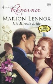 His Miracle Bride (Harlequin Romance)