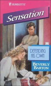 Cover of: Defending His Own | Beverly Barton