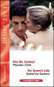 Cover of: Kiss Me, Cowboy!