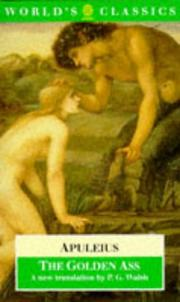 Cover of: The Golden Ass (The World's Classics) | Apuleius
