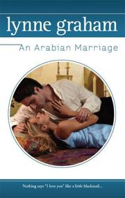 Cover of: An Arabian Marriage | Lynne Graham