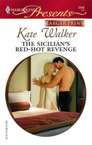 Cover of: The Sicilian's Red-Hot Revenge