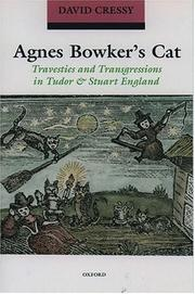 Cover of: Agnes Bowker's Cat