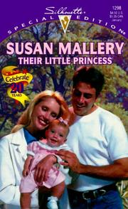 Cover of: Their Little Princess (Prescription: Marriage)