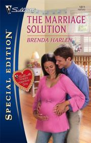 Cover of: The Marriage Solution