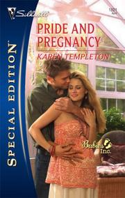 Cover of: Pride And Pregnancy