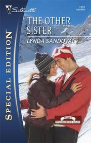 Cover of: The Other Sister (Silhouette Special Edition) | Lynda Sandoval