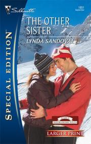 Cover of: The Other Sister (Silhouette Special Edition Series) | Lynda Sandoval