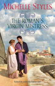 Cover of: The Roman's Virgin Mistress