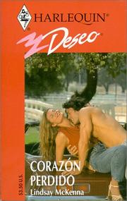Cover of: Corazon Perdido (Lost Heart) (Deseo, 222)