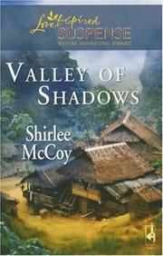 Cover of: Valley of Shadows (The Lakeview, Book 5) by Shirlee McCoy