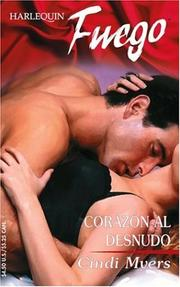 Cover of: Corazon Al Desnudo