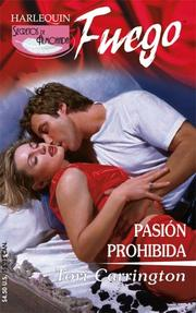 Cover of: Pasion Prohibida: (Forbidden Passion) (Fuego)