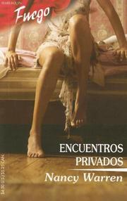 Cover of: Encuentros Privados: (Private Meetings) (Fuego)