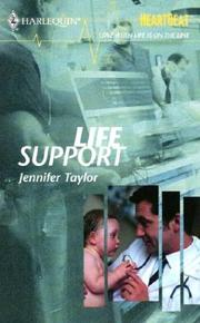 Cover of: Life support | Jennifer Taylor