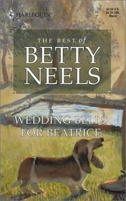 Cover of: Wedding bells for Beatrice | Betty Neels