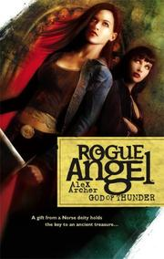 Cover of: God Of Thunder (Rogue Angel)