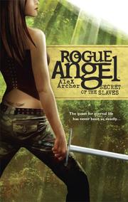 Cover of: Secret Of The Slaves (Rogue Angel)