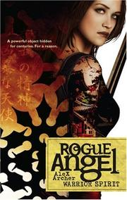 Cover of: Warrior Spirit (Rogue Angel, Book 9)