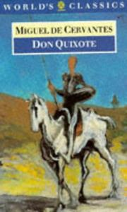 Cover of: Don Quixote de la Mancha (The World's Classics) | Miguel de Unamuno