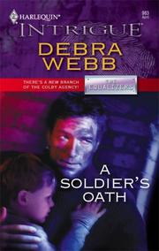Cover of: A Soldier's Oath