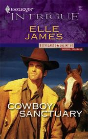 Cowboy Sanctuary (Harlequin Intrigue Series)