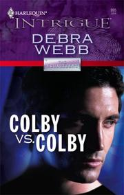 Cover of: Colby Vs. Colby