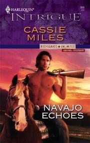 Navajo Echoes (Harlequin Intrigue Series)